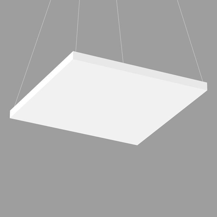 POP CORE 44 SQUARE PENDANT 2.5
