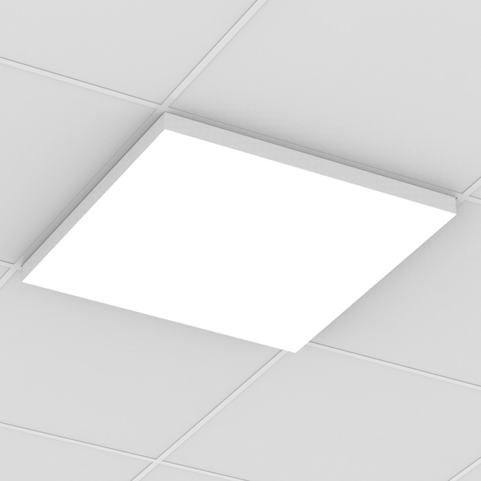 Pop Recessed square 22 direct 2D