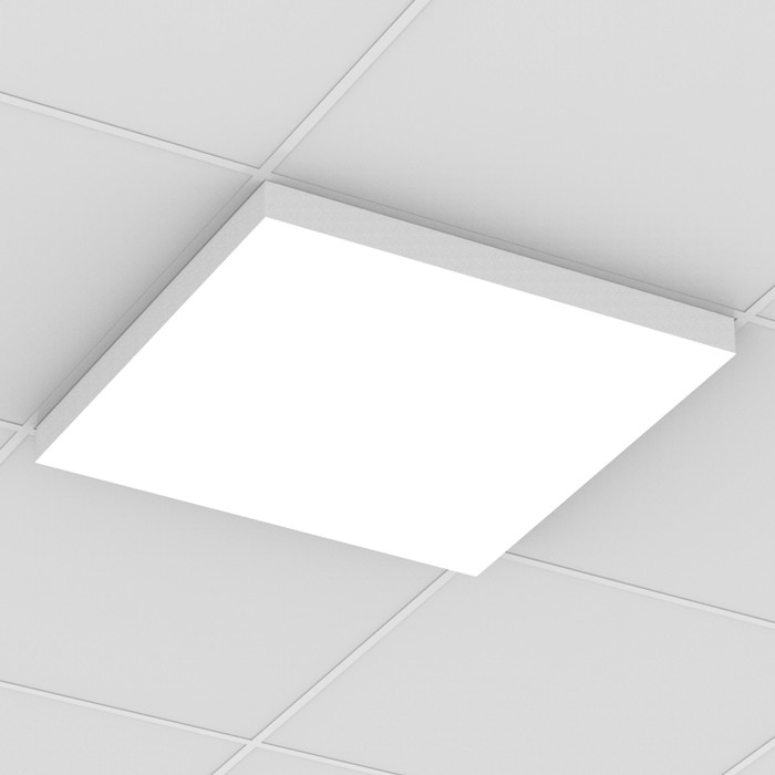 Pop Recessed square 22 direct 3D