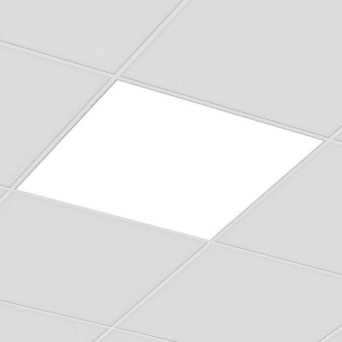 Pop Recessed square 22 direct flush