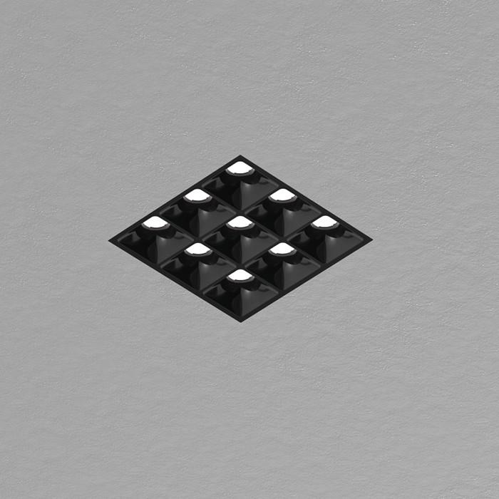 clusters-planar-3x3
