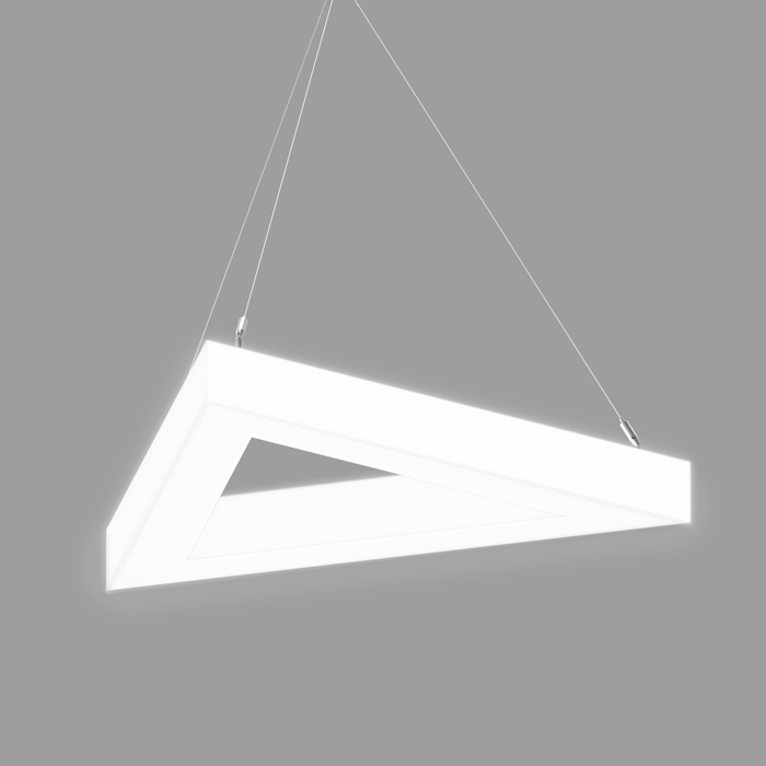 Poly Triangle pendant