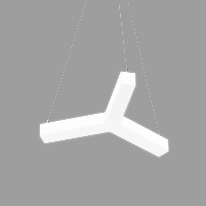 Poly Y pendant