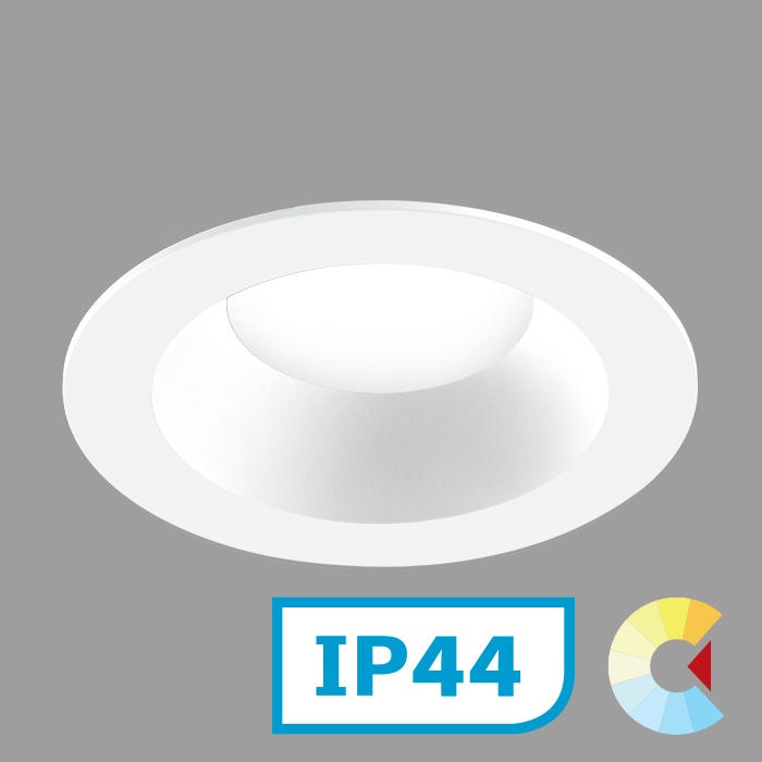 Voila 4 Adj. Downlight<br/>Round Trim